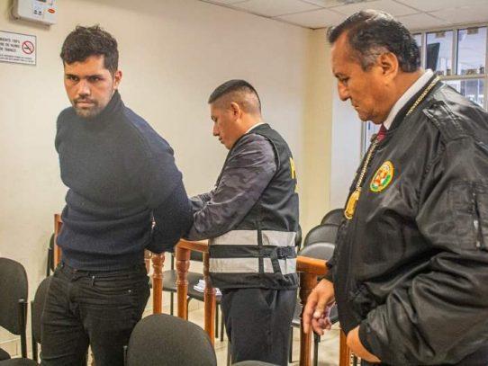 Condenan en Perú a actor mexicano por tráfico de cocaína