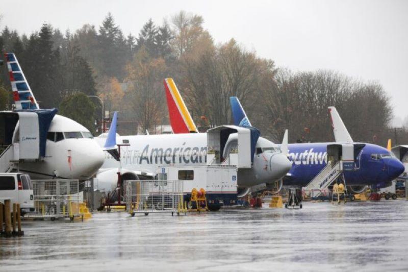 Covid-19, un 'shock' histórico para las compañías aéreas
