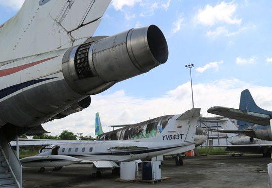 Tocumen S.A. y Aduanas establecen plan de acción para reubicar aeronaves en deshuso