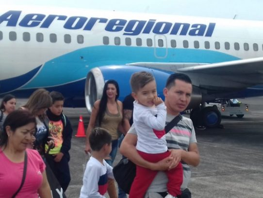 Aerolínea ecuatoriana reinició vuelos a Panamá