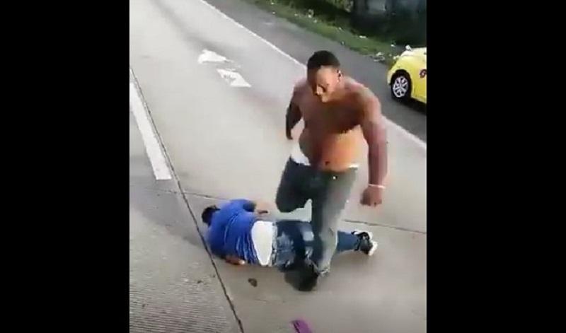 """""""El taxista me agredió sin mediar palabra"""""""