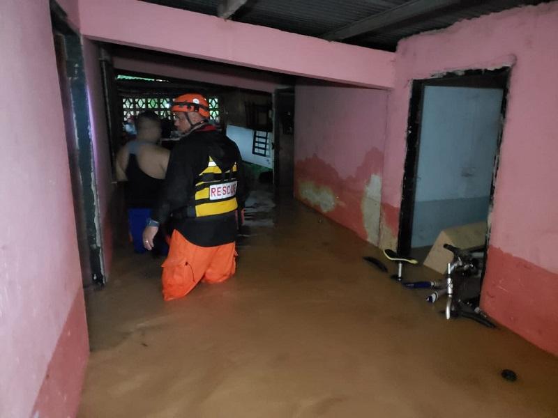 Tras inundaciones, Sinaproc prepara ayuda humanitaria para familias en Aguadulce