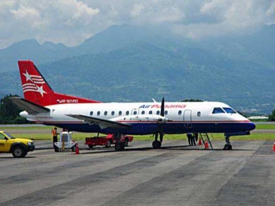 Aeronáutica Civil levanta suspensión de la segunda aeronave Fokker 50 de Air Panamá