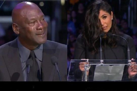 """La realeza de la NBA rinde tributo al  inmortal  """"Black Mamba"""":  Kobe Bryant"""