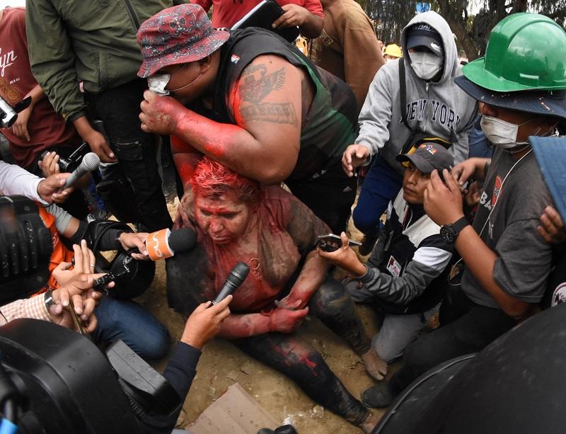ONU rechazan agresión a alcaldesa boliviana