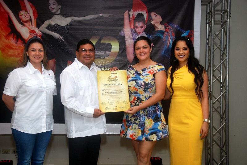 Realizan en Panamá el All Dance International