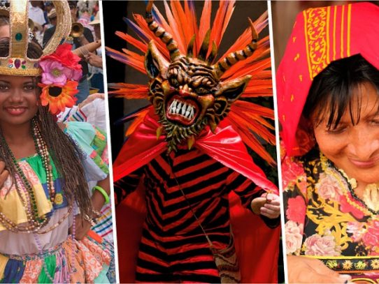 Panamá celebra el Día Mundial del Folklore