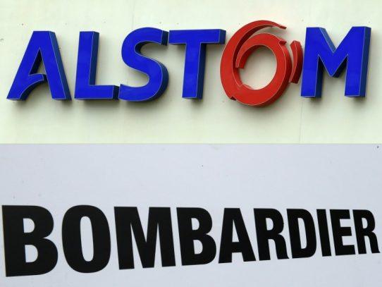 El grupo francés Alstom anuncia un acuerdo para comprar parte del canadiense Bombardier