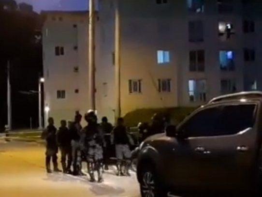 Menor muere en balacera en Altos de Los Lagos