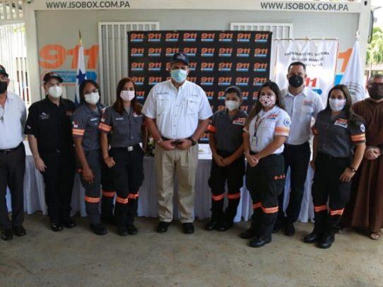 Chepo cuenta con servicio de emergencia Pre-Hospitalaria