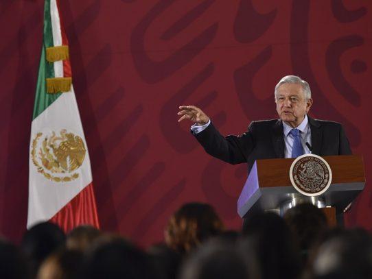 """AMLO pide a Trump """"cooperación"""" no """"intervencionismo"""" en lucha contra narcotráfico"""