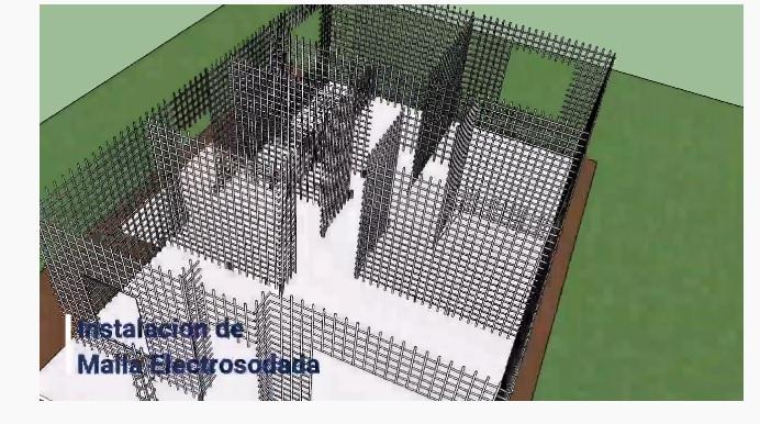 Del diagrama del plan de obra hacia la animación 3D
