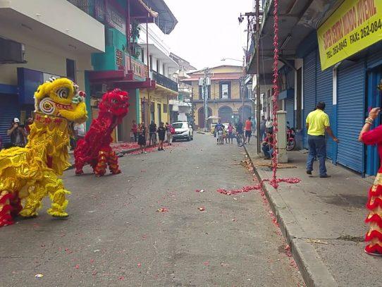 Comunidad china en Panamá celebra el año de la rata de metal
