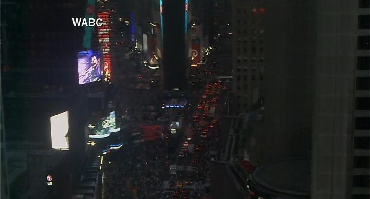 Gran apagón en ciudad de Nueva York