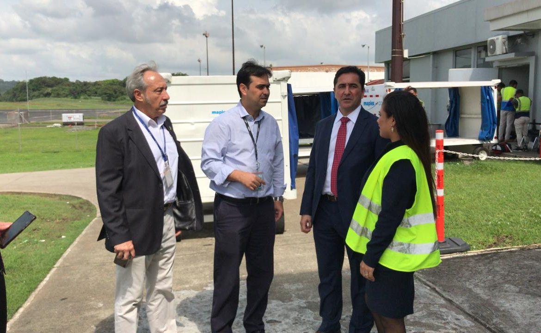 Plan de desarrollo del aeropuerto Panamá Pacífico iniciará a partir de enero de 2020