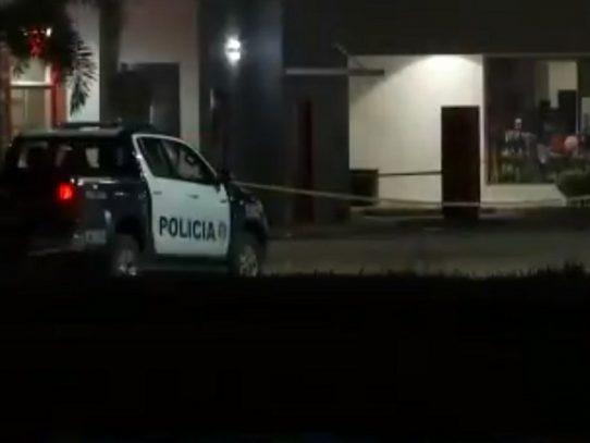Frustran robo a restaurante en Nuevo Tocumen