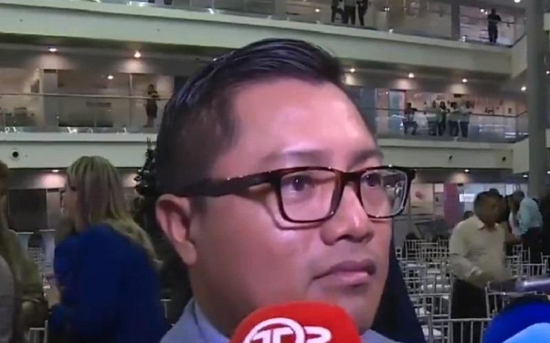 Legalizan incautación de datos de dos teléfonos en caso del diputado Arquesio Arias