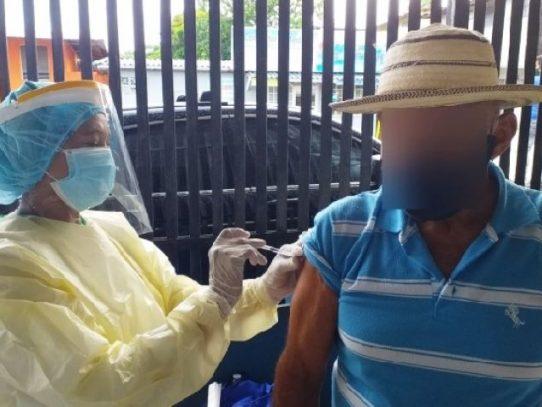San Miguelito ha aplicado mas de 78 mil vacunas