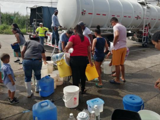 Traerán transformador desde Changuinola para mitigar crisis de agua en Arraiján