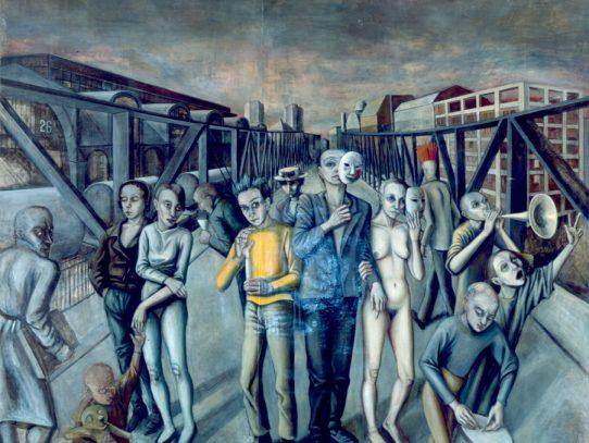 A treinta años de la caída del Muro de Berlín, el arte de Alemania Oriental recibe la atención merecida