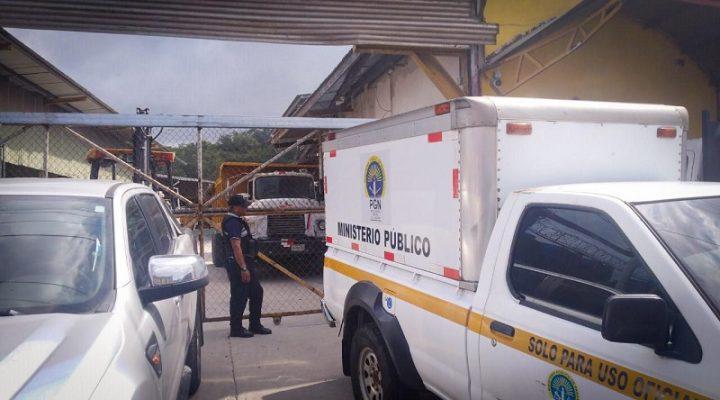 Un chino es asesinado dentro de un local de venta de materiales en La Chorrera