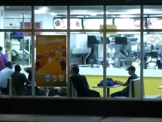 Asaltan dos restaurantes de comida rápida en Panamá Oeste