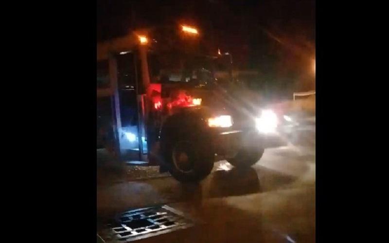 Asaltan a los pasajeros de bus en plena vía en Panamá Oeste