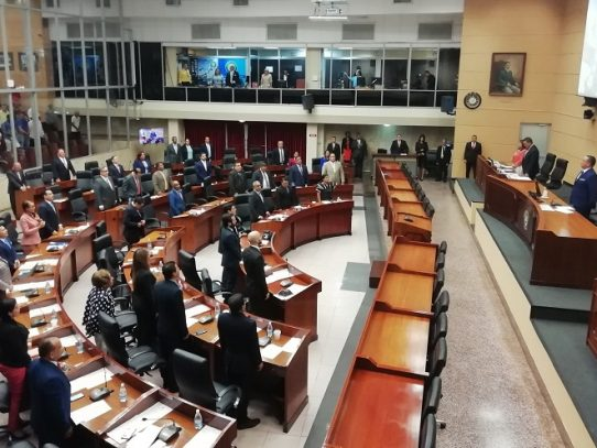 Asamblea aprueba procedimiento para seleccionar al nuevo contralor
