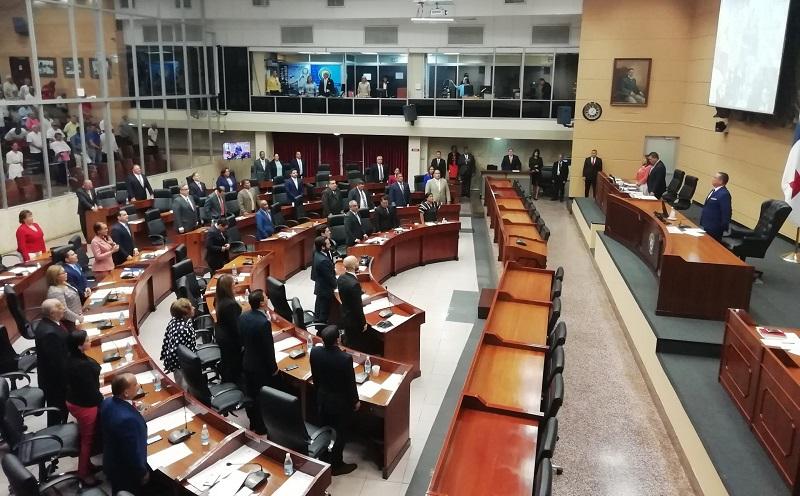 Asamblea cierra postulaciones para cargos de contralor y subcontralor
