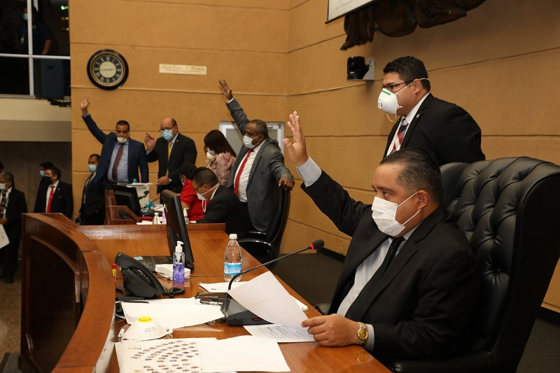 Cortizo sanciona ley que adopta sesiones virtuales en la Asamblea