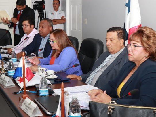 El INAC y EGESA son beneficiados en la Comisión de Presupuesto