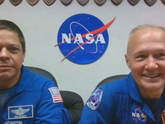 NASA lanzará cohete de SpaceX con dos astronautas el 27 de mayo