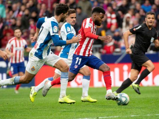 Atlético vuelve a la senda del triunfo frente al Espanyol