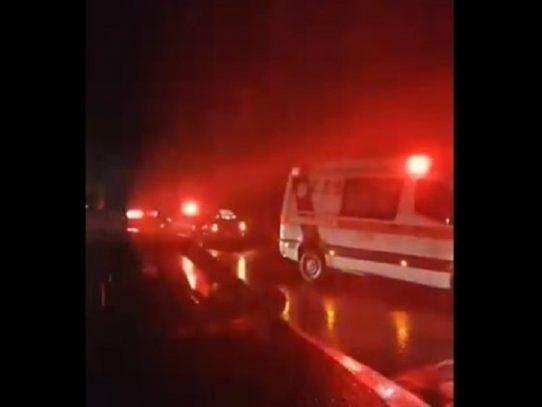 Una persona fallece al ser atropellada en Veraguas