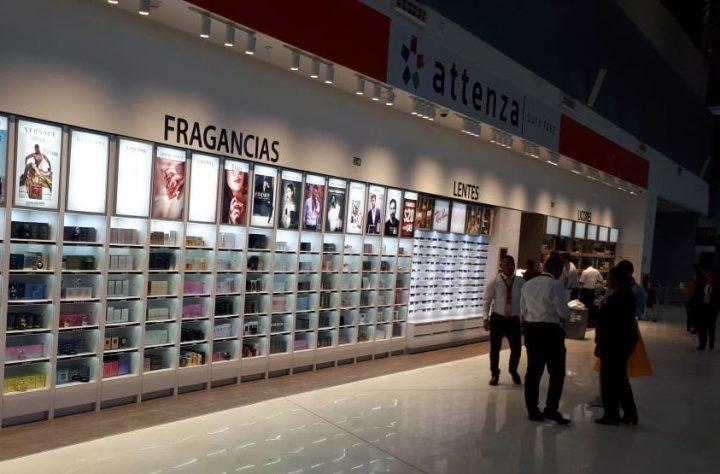 Attenza, primera tienda en la terminal 2 del Aeropuerto Internacional de Tocumen