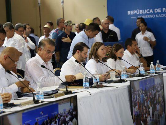 Sector agropecuario, protagonista en primer gabinete de Cortizo