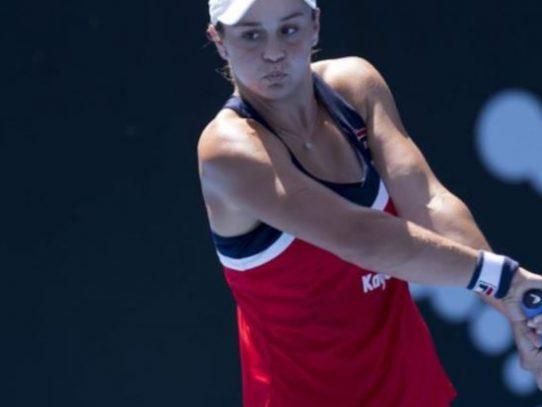 Australiana Barty sigue en la cima del tenis femenino