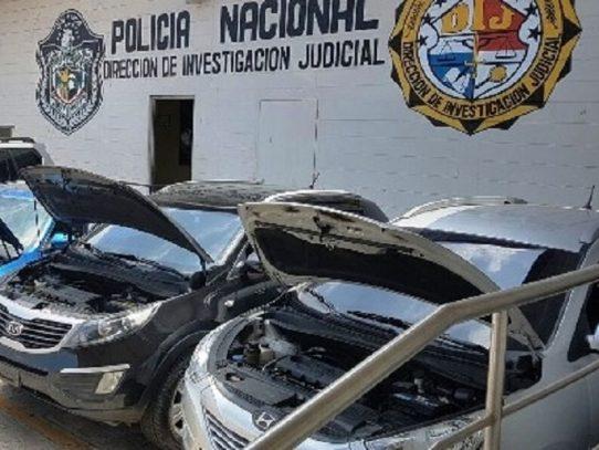 Detienen al cabecilla de organización dedicada a comerciar con autos robados