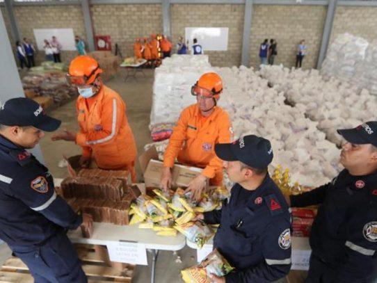 Ayuda de EE.UU. a Venezuela será distribuida en Colombia
