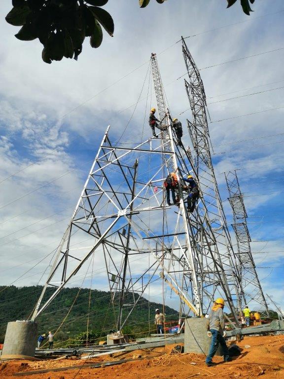 ETESA destaca consecución de 18 proyectos para garantizar suministro eléctrico