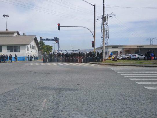 Cámara Marítima se pronuncia contra paro de labores en puerto de Balboa