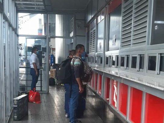 Panamá gestionó corredor humanitario para repatriar a nicaragüenses