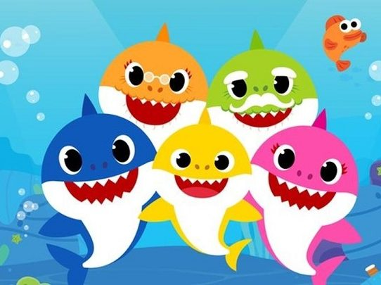 """La canción infantil """"Baby Shark"""" se convierte en el video más visto de Youtube"""