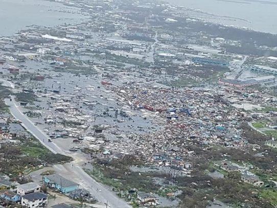 Cortizo envía mensaje de solidaridad a la devastada Bahamas