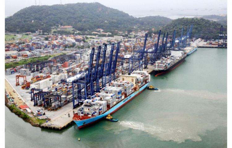 Panamá unifica cobros en sistema Vumpa para buques en puertos