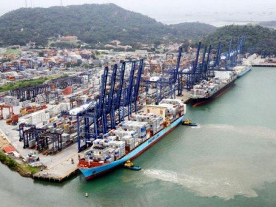 Puertos del Pacífico panameño repuntan y mantienen balance positivo en el sector