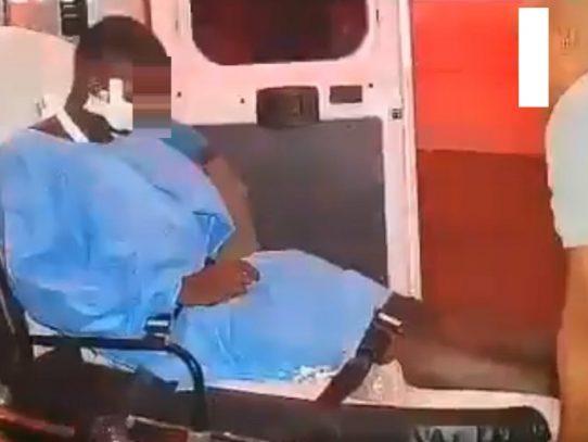 Balacera en Alcalde Díaz deja un herido