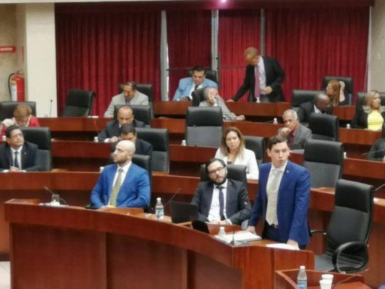 Bancada independiente pide discusión de proyectos anticorrupción