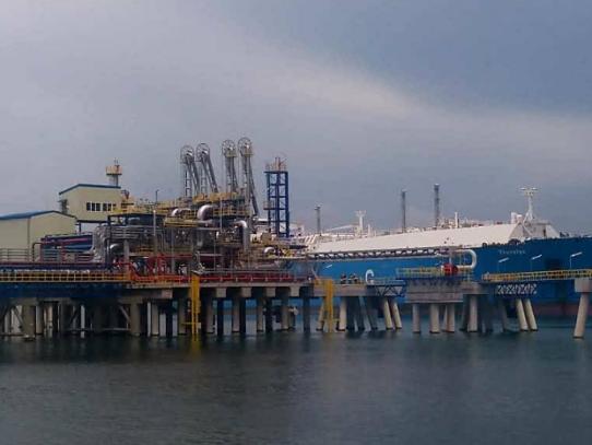 Panamá pondrá en operación el primer Hub de Gas Natural Licuado en la región