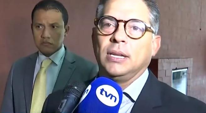 Beby Valderrama, citado a audiencia de imputación, se desliga de caso Pandeportes